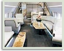 Fly in Comfort Aboard a Boeing Business Jet